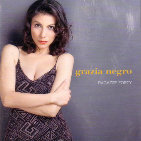 grazia negro -ragazze forty