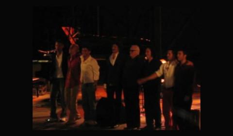 con Toots Thielemans & Sergio Cammariere