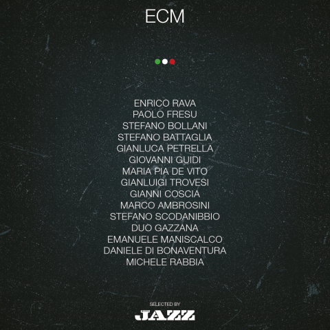 Musica Jazz compilation ECM