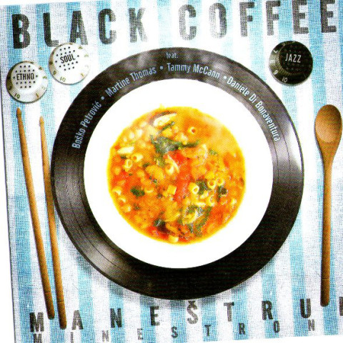 Black coffe (2011 Croatia records)