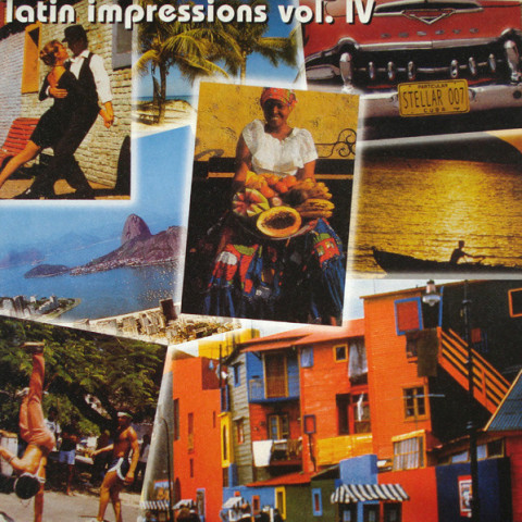 latin impression vol.1 (2001)
