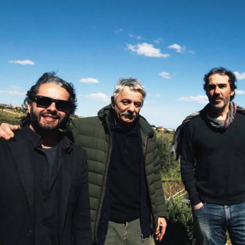 foto trio Ghimel