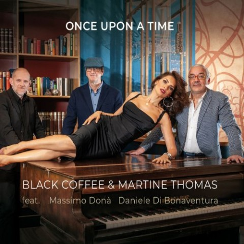 once upon a time Black Coffe