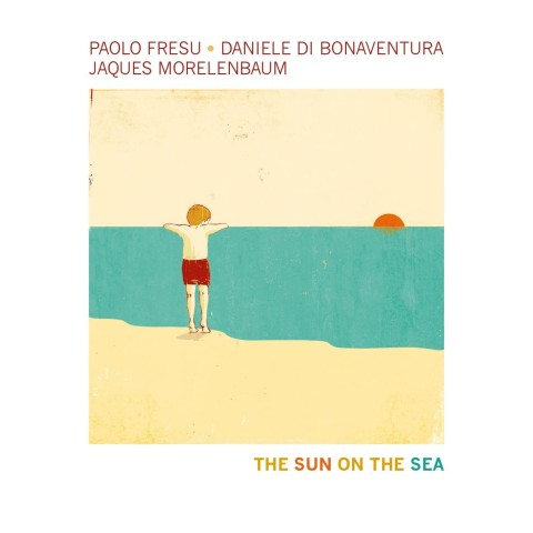 cover The Sun on the sea